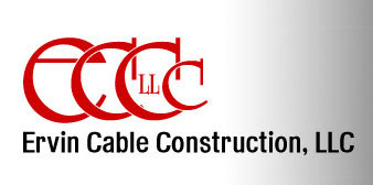 Ervin Cable Construction Logo