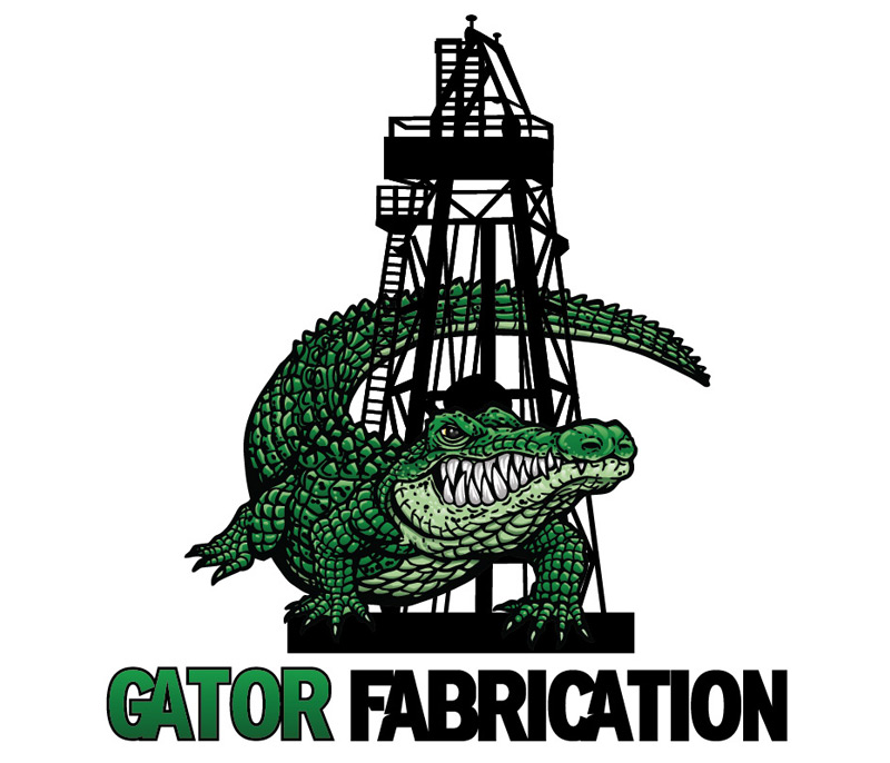 Gator Fabrication Logo