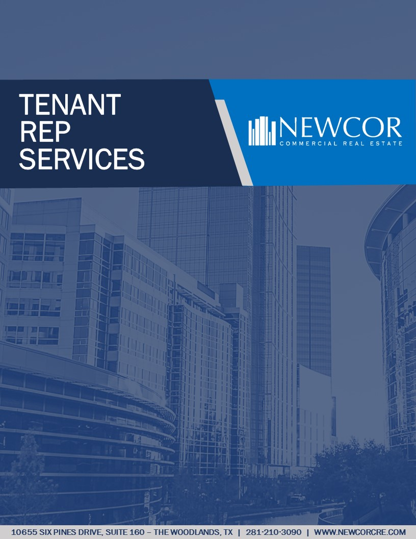 Tenant Rep Service Brochure North Houston Print