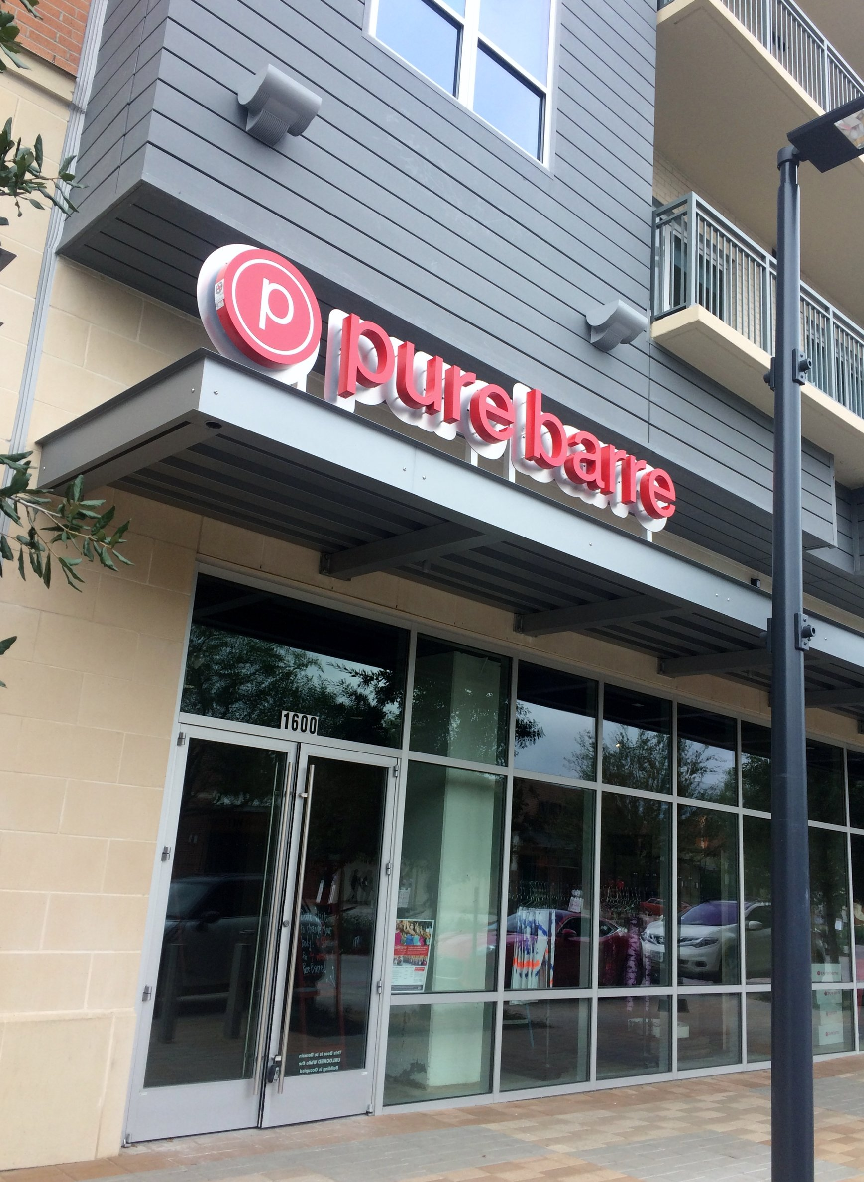 Pure Barre Signs New Lease at Hughes Landing for Second Location in The Woodlands